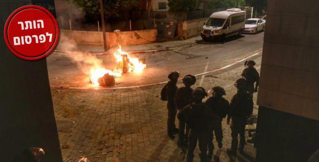 7 יהודים נעצרו בחשד לתקיפה במסגד בהרצליה