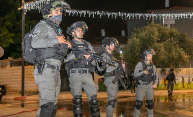 """אמל""""ח ומעצרים: היום הראשון למבצע """"חוק וסדר"""""""