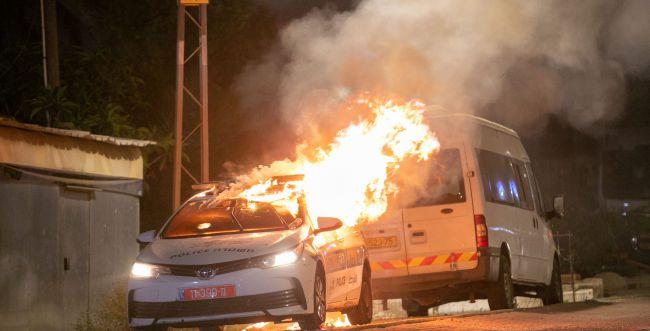 גם הערב: משטרה האריכה את העוצר הלילי בלוד