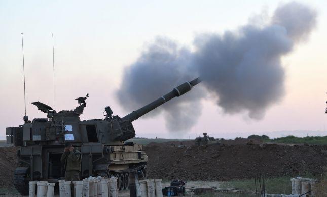 """לפני הפסקת האש: צה""""ל סיכל פיגוע בגבול עזה"""