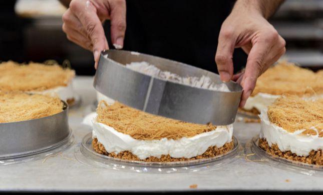 עוגות הגבינה מסביב לעולם ועד נאמן