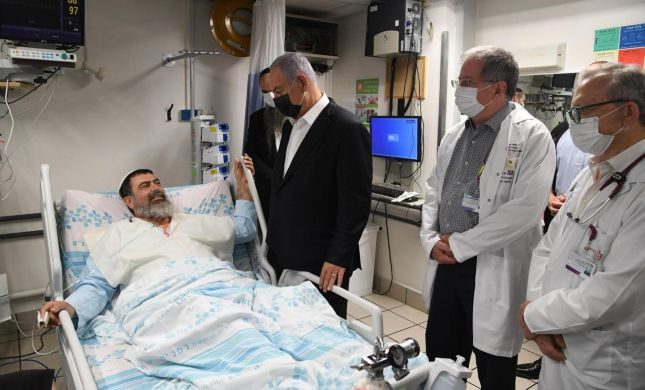 האסון במירון: שיפור במצבו של אחד הפצועים הקשים