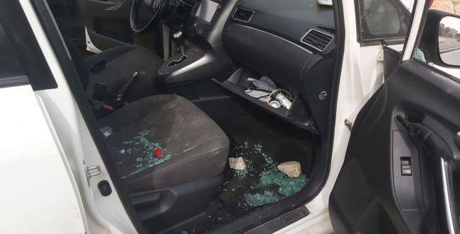 תושבת הר חברון נפצעה בפיגוע אבנים בירושלים