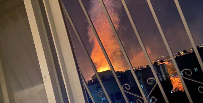 מהומות בלוד: 2 פצועים מירי, בית כנסת הוצת