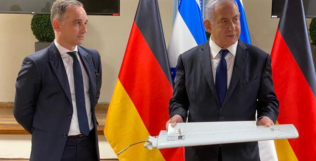 """נתניהו חשף: """"איראן שלחה מל""""ט חמוש לתוך ישראל"""""""