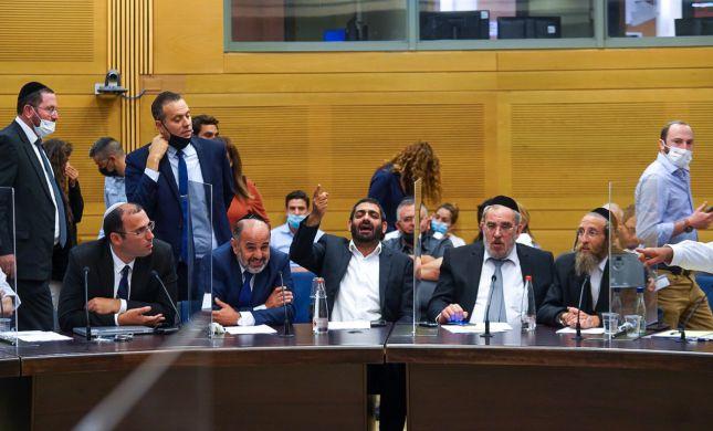 קודמה הקמת ועדת חקירה למירון, החרדים התנגדו