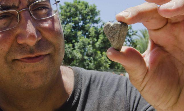 מבנה עתיק מתקופת הורדוס התגלה באשקלון |צפו