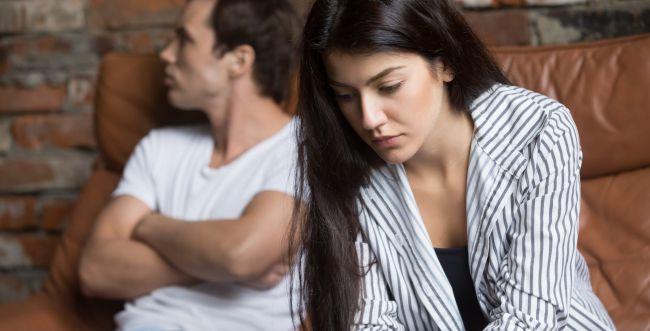 מה עושים כאשר בני זוג חיים זה לצד זה?