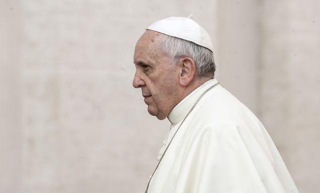 """האפיפיור על האסון במירון: """"מבטיח לזכור את הקרבנות"""""""