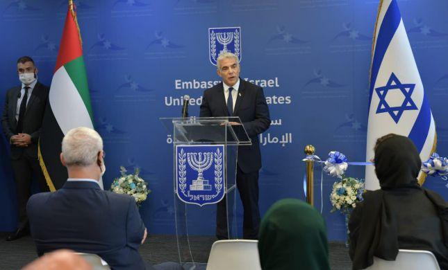 """בשליחות לפיד: מנכ""""ל משרד החוץ נסע למרוקו"""