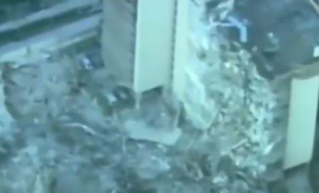 אסון במיאמי: בניין מגורים קרס בשכונה יהודית