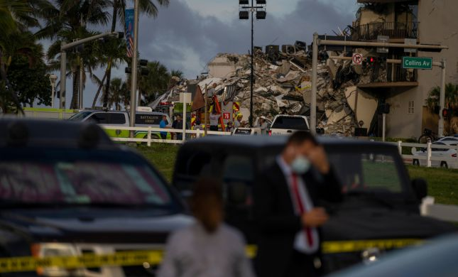 לאחר שריפה בבניין: מניין ההרוגים במיאמי עלה ל-5