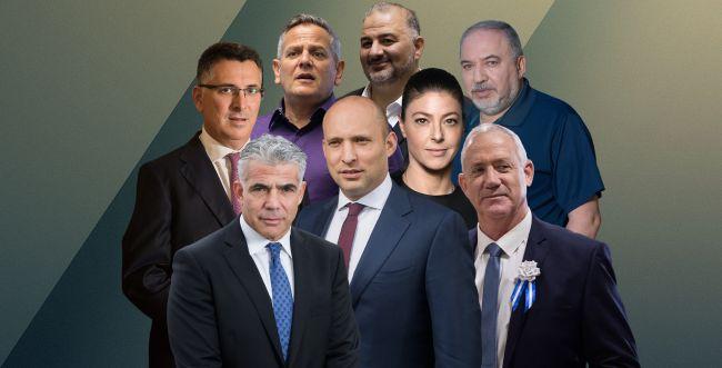 נפתלי בנט נבחר לראש ממשלת ישראל