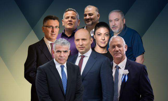 רק מתנפחת: ממשלת ישראל ממשיכה לגדול