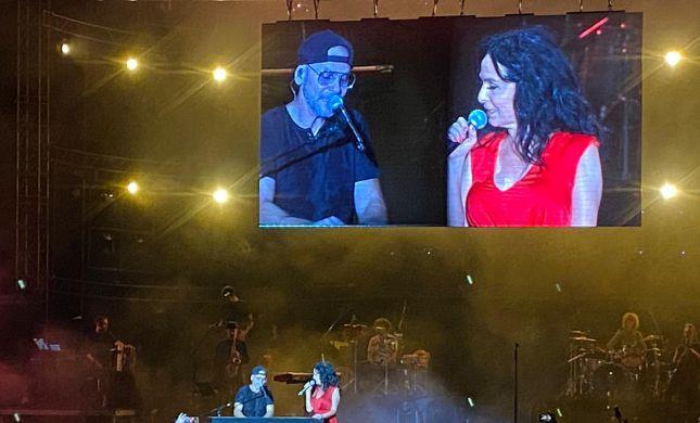 צפו: ראינו את רמי וריטה יחד על הבמה אחרי 20 שנה