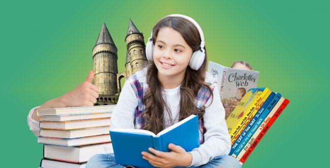 אגדות ודימיון: חמישה פודקאסטים של סיפורי ילדים