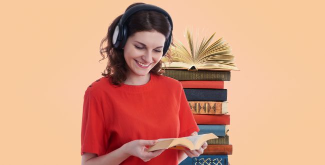 אוהבים לקרוא? תשמעו! 5 פודקאסטים על ספרים