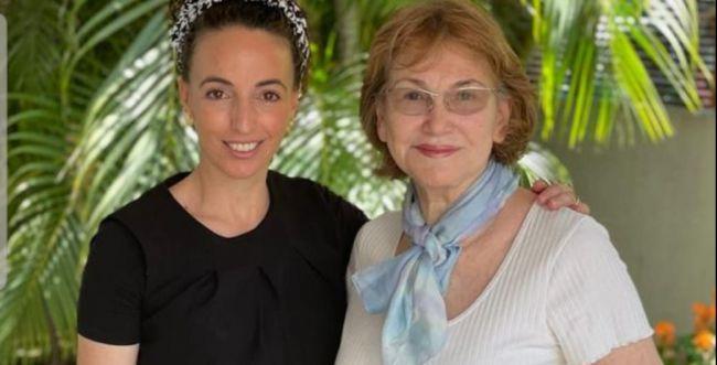 פגישת חפיפה: סילמן פגשה את שרת הבריאות לשעבר