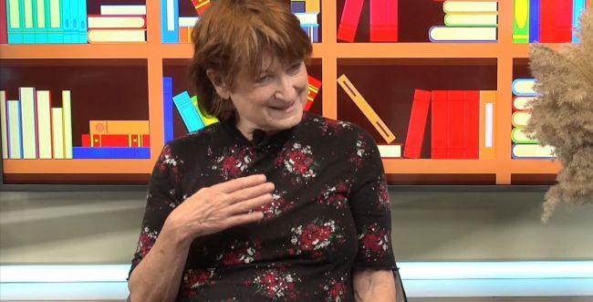 צפו: גלילה רון פדר עמית בראיון לסרוגים| שבוע הספר