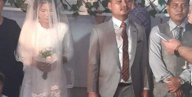 בנות האולפנא גייסו כסף וערכו חתונה לזוג גרים