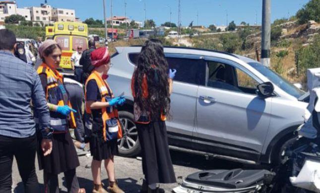 הרוג בתאונת דרכים קטלנית בגוש עציון