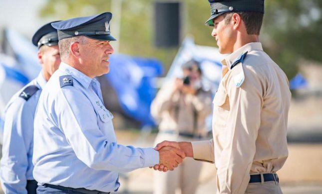 28 קצינים חדשים הצטרפו למערך ההגנה האווירית