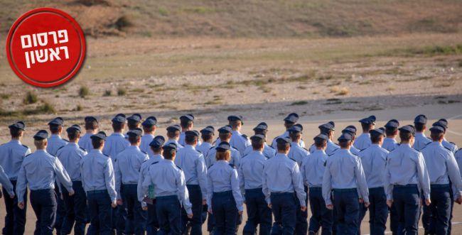 חצי מבוגרי קורס הטיס - בוגרי מכינות קדם צבאיות
