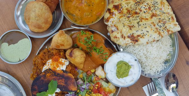 ג'ירה: הודו בישראל   ביקורת מסעדות