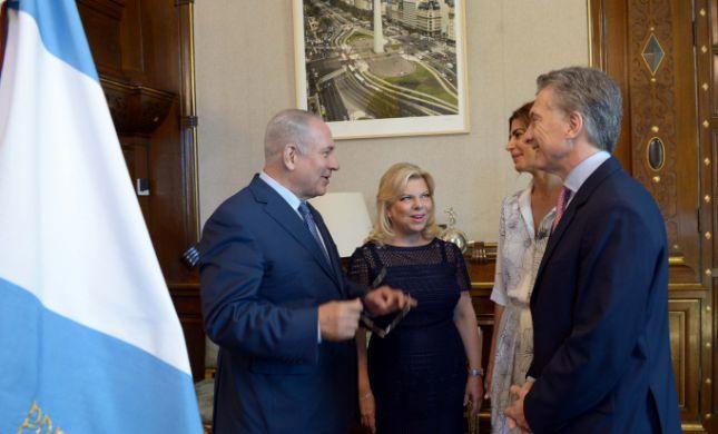 שגריר ארגנטינה בישראל זומן לבירור במשרד החוץ