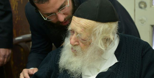 הנכד של הרב קניבסקי לא פוסל את ממשלת בנט-לפיד