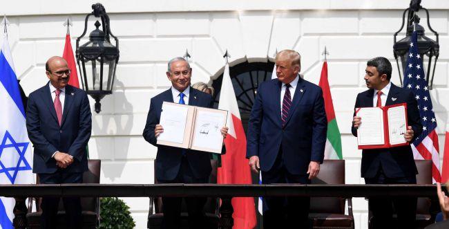 מה הסתירו מאיתנו בהסכם השלום עם האמירויות? צפו