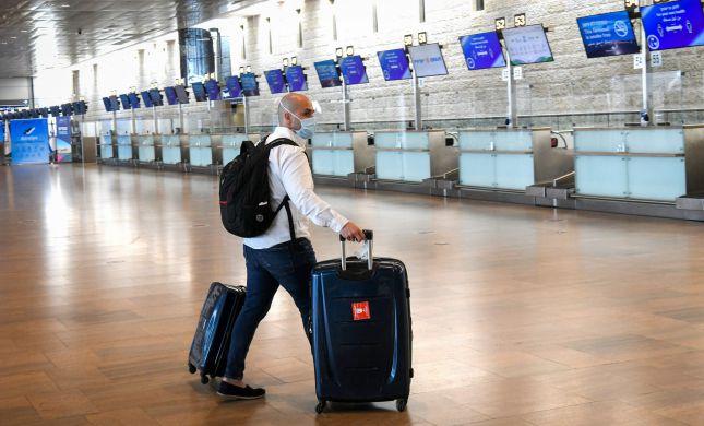 משבוע הבא: הקלות בכניסה של תושבים זרים לישראל