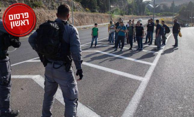 מאבטח הותקף באבנים בידי המון ערבי - איש לא נעצר