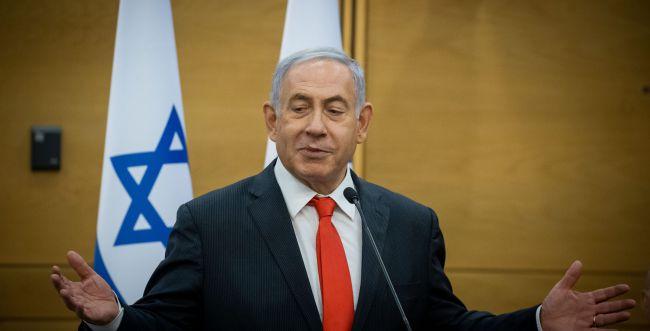 נתניהו: לפיד נתן התחייבות שפוגעת בבטחון ישראל