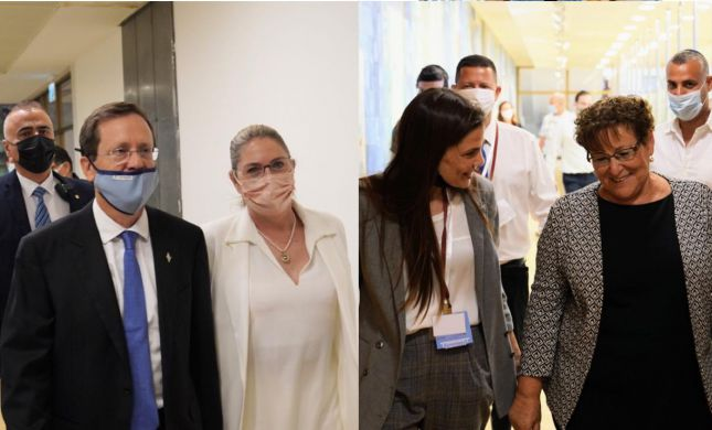 נשיא או נשיאה? הכנסת בחרה; ממתינים לתוצאות