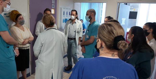 בשורות טובות: פצוע הלינץ' בעכו שוחרר מאשפוז