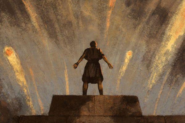 ביקורת סרטים: 'אגדת חורבן' האם ההיסטוריה חוזרת?