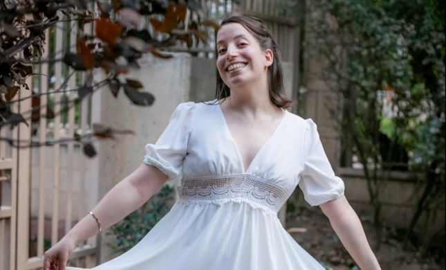 זה אפשרי: הכלה שקנתה שמלת כלה בSHEIN
