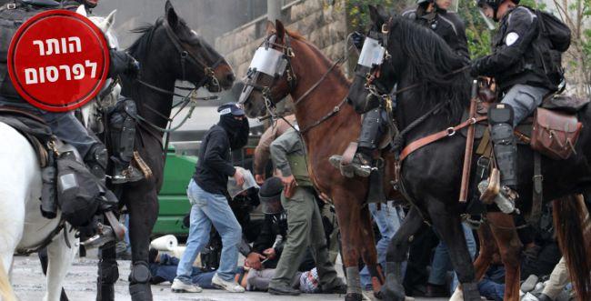 5 עצורים בשל אירועי ירי ולינץ' ביהודים בצפון