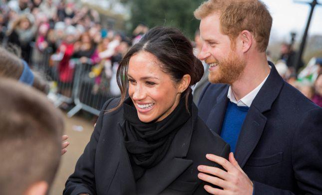 כך הגיבו בממלכה הבריטית להולדת הבת של הארי ומייגן