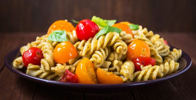 גם בריא וגם טעים: סלט פסטה קר
