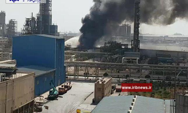דיווח באיראן: שריפה פרצה במתקן משמרות המהפכה