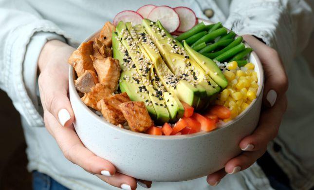 בודהה בול: ארוחה שלמה מזינה ובריאה בקערה אחת