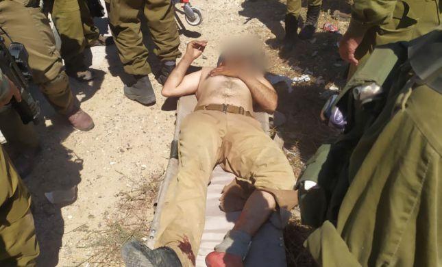 מחבל ערבי ניסה לחדור לישוב יצהר: נורה ברגלו