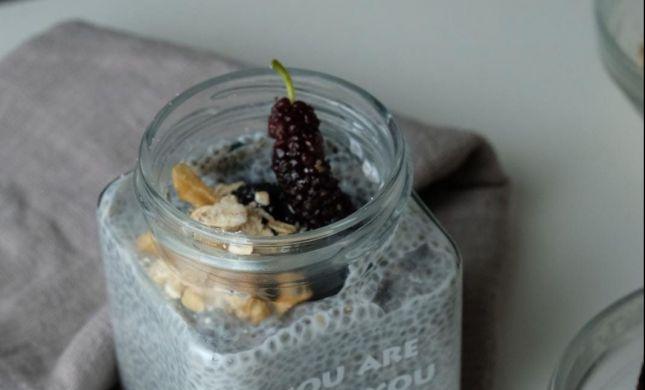 ארוחת בוקר בריאה וטעימה בתוך 5 דקות בלבד