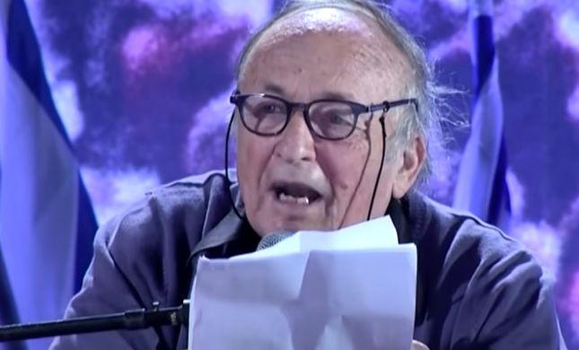 """גרבוז: """"מגיע לי פרס ישראל על נאום מנשקי הקמעות"""""""