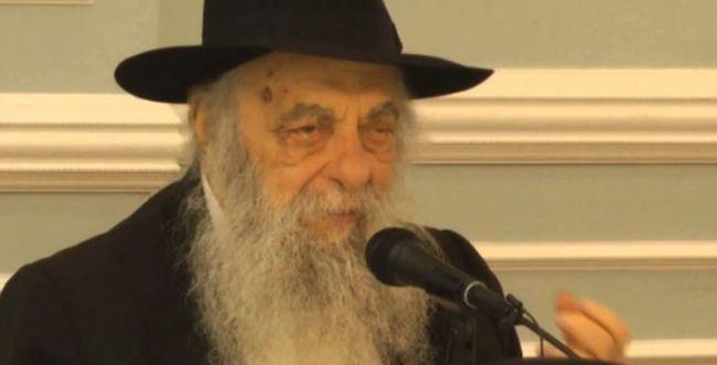 ברוך דיין האמת: הרב יואל כַּהַן הלך לעולמו