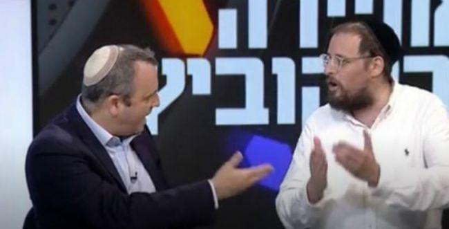 העיתונאי החרדי סירב ללחוץ יד לחבר הכנסת