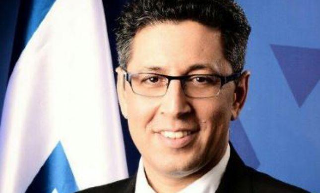 """ראש העיר לשעבר מונה למנכ""""ל המשרד לפיתוח הנגב והגליל"""