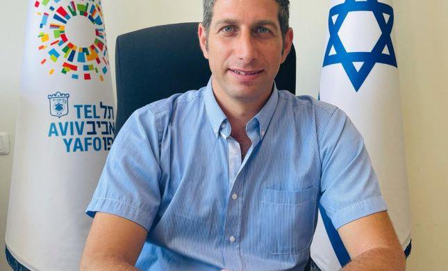 לראשונה מזה כ-30 שנה: סגן ראש עיר סרוג בתל אביב